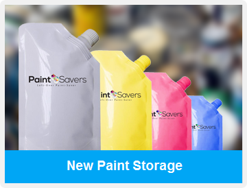 Leftover Paint Containers from Paint-Savers & Leftover Paint Storage Containers | Paint-Savers.com